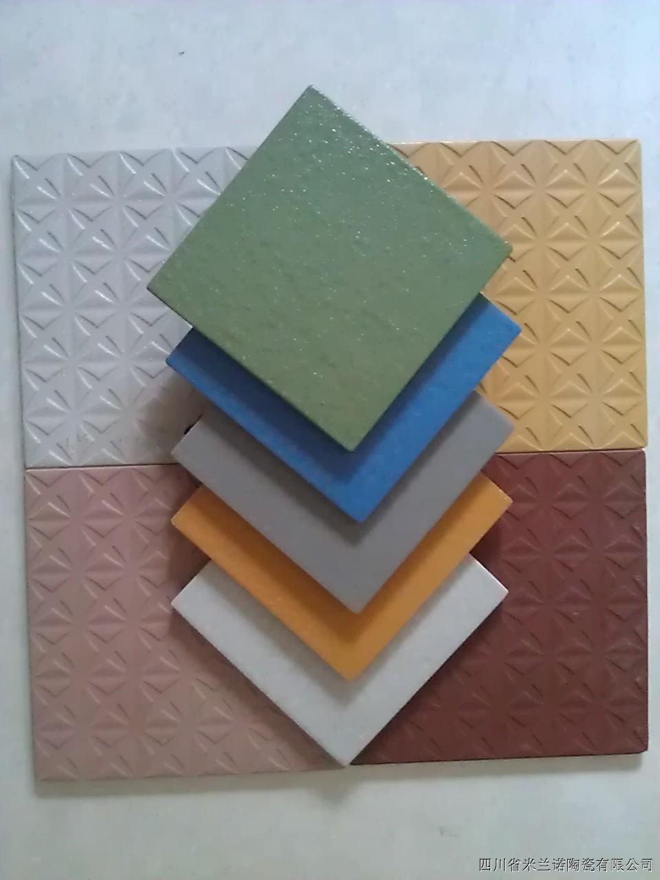 供应米兰诺陶瓷广场砖 乐山广场砖