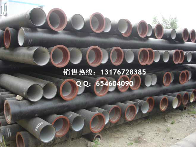 供应球墨铸铁管潍坊亚西亚