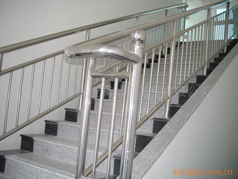 长沙星沙不锈钢楼梯扶手栏杆栅栏生产制作加工,一年免费维护