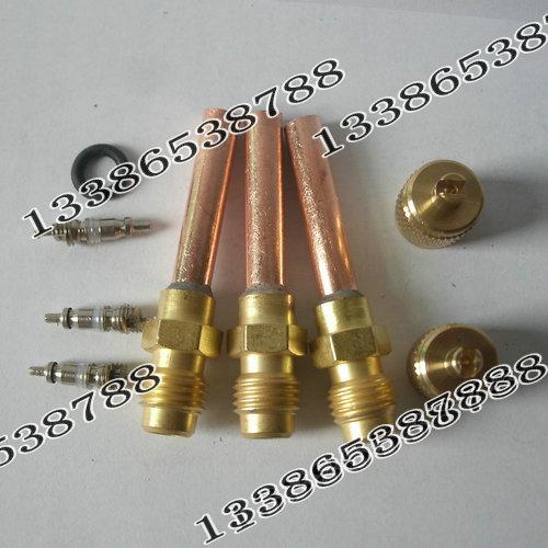 大量各种规格单向阀加液阀充液阀针阀图片