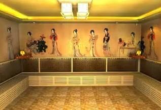 供应各种汗蒸房的装修设计----福州御华汗蒸美业公司
