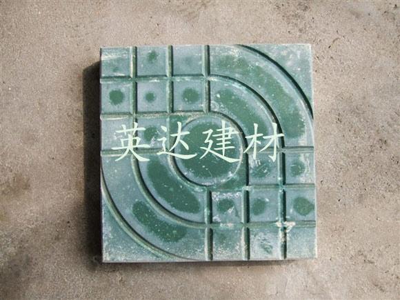 广西 人行道 砖 西班牙砖 效果图,产品图,型号图 高清图片