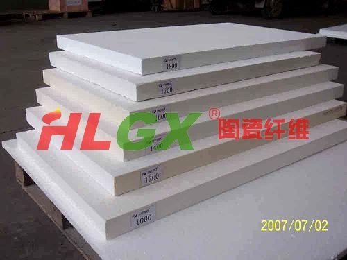 供应陶瓷纤维板 冶金行业窑炉的背衬保温
