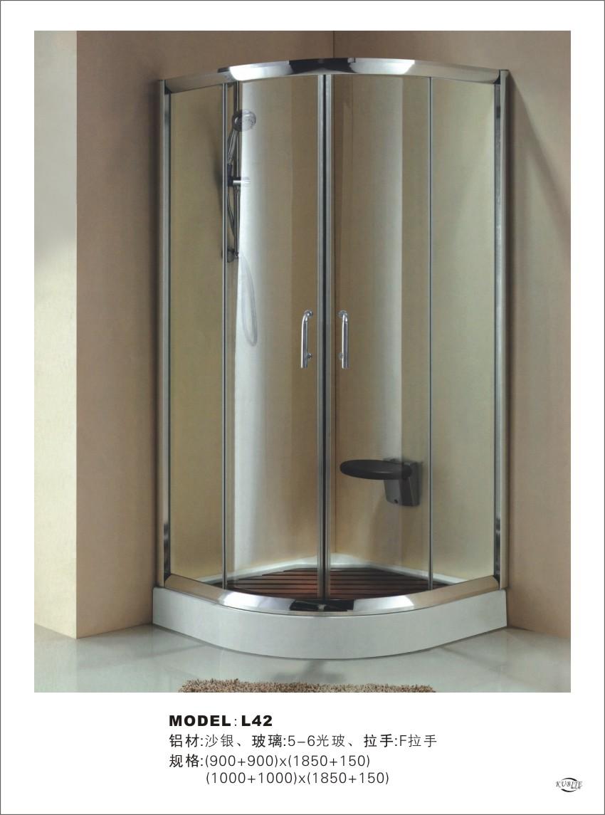供应工程淋浴房 酒店淋浴房 宾馆淋浴房 卫生间淋浴房
