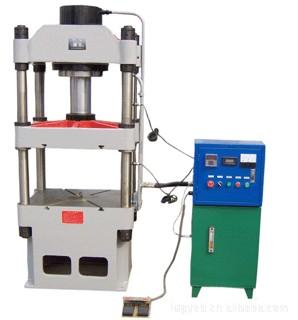 ldy四柱液压机|三梁四柱液压机|两梁四柱压力机图片