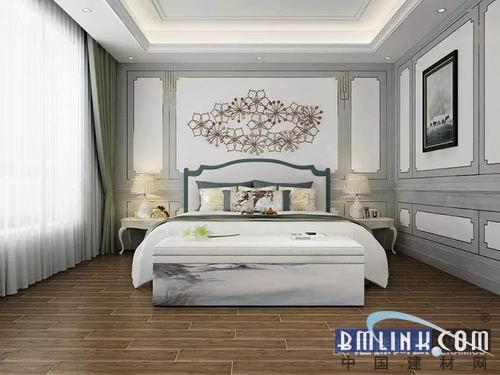 简欧式卧室地砖