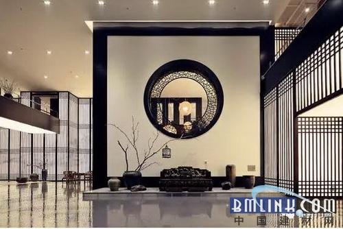新中式窗户 |透的是风景,看的是意境!图片
