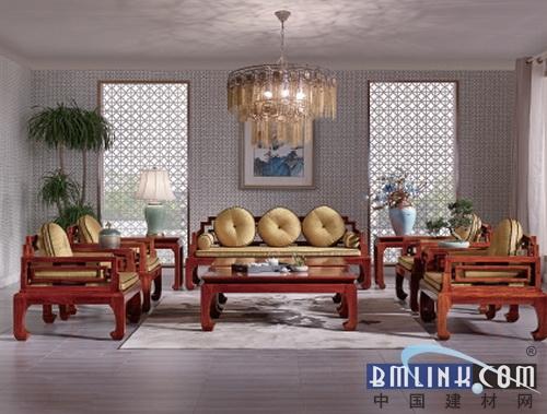 红木家具设计往往完全依托于中国传统文化,而祥利东方引入欧式元素和