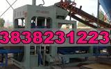空心水泥制砖机是彩色面包砖机设备行业的排头兵