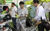 西安卉峰景观材料高度关注上海园林景观产业博览会