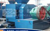 粘合剂技术在型煤压球机生产中的应用