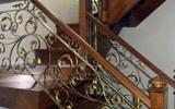 找武汉铁艺楼梯