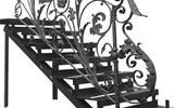 铁艺楼梯定制DIY