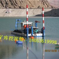 河北尾矿库专用50方尾矿电动挖泥船