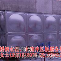 生产直销方形焊接不锈钢保温水箱