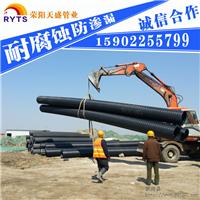 那个钢带管双壁波纹管的厂家是中国十大品牌