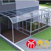 合肥厂家定制隔热保温126系列弧形顶阳光房