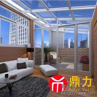 合肥铝合金阳光房让你在寒冷的冬季也能晒到太阳