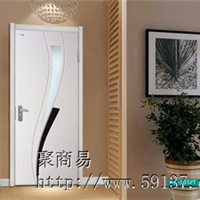 华泽三峰木门室内门