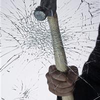 苏州淋浴房玻璃厂玻璃防爆膜/安全玻璃贴膜