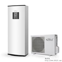 供应米特拉 方形美学外观 空气能热水器-名享系列