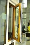 泰州贝科利尔专业定制高端80系列铝包木外开窗