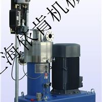 供应纳米材料改性醇酸树脂高速分散机
