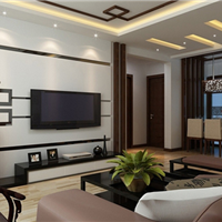 鸿图装饰和美家园116平新古典风格