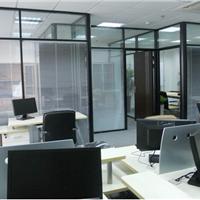 温州办公室玻璃隔断隔墙公司厂家设计安装