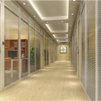 温州办公室玻璃隔断墙高隔墙厂家设计安装