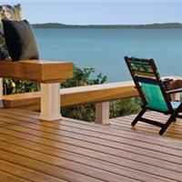 昆山生态木塑木地板WPC环保再生木PVC长城板