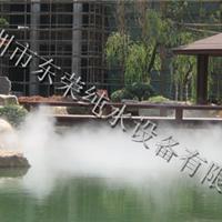 人工湖人造雾设备|人造雾与自然雾一致