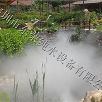 雾森系统以雾化效果功能堪称景色完美