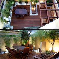 昆山生态木塑木地板WPC再生木PVC长城板
