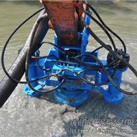 挖机安装液压抽沙泵|泥砂泵|渣浆泵