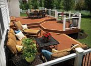 临沂生态木塑木WPC环保木再生木PVC长城板