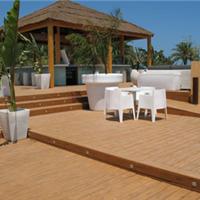 景德镇生态木塑木WPC再生木环保木PVC长城板