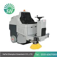 供应滁州广场用电动扫地机