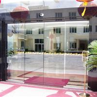 坦洲安装自动玻璃门,感应门