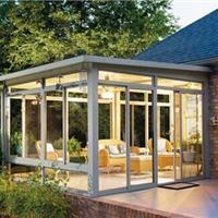 沈阳专业玻璃阳光房 采光顶设计制作安装