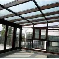 玻璃幕墙 玻璃旋转门 玻璃门窗设计与安装