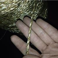 洪兴制绳厂供应优质蔬菜大棚压膜绳:黄金绳