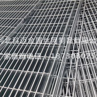 石油化工厂钢格板_栅格平台钢格板【科迈】