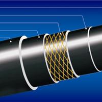 钢  丝  网   骨   架   塑  料 复 合管