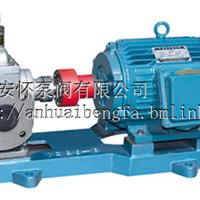 供应YCB0.6-0.6圆弧齿轮泵,高压齿轮油泵