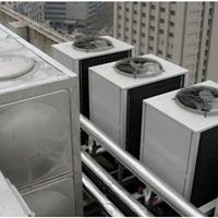 供应陕县空气能热水器采暖系统8大安装
