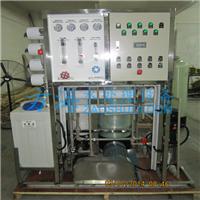 供应南昌25吨反渗透海水淡化装置