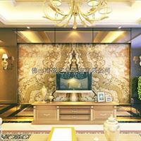 大理石纹高温烧瓷砖电视背景墙价格
