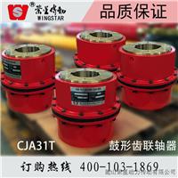 供应CJA31标准鼓形齿联轴器荣星传动厂家