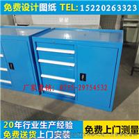 惠州机床工具车|装配工具车|台虎钳工具车